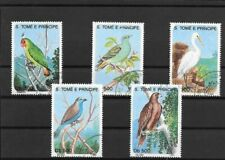 (K01) SAO TOME AND PRINCIPE / 1993 - BIRDS, Used