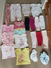 Baby Girl clothes bundle - 6-9 months - 22 items