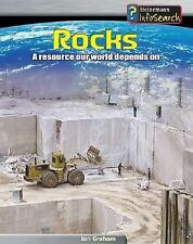Rocks: A Resource Our World Depends On (Managing Our Resources)-ExLibrary