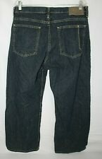 NAUTICA Men's 33 X 27 N-Loose Denim Zip Fly Jeans