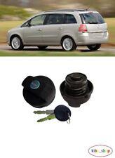 VAUXHALL OPEL ZAFIRA B 2005 - 2008 NEW LOCKING FUEL CAP WITH TWO KEYS