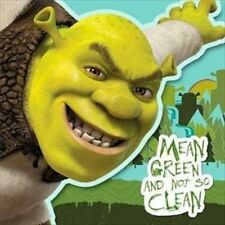 SHREK Forever After SMALL NAPKINS (16) ~ Birthday Party Supplies Cake Dessert