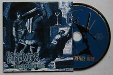 Hypnos The Revenge Ride Advance CardPS CD 2001 Death Metal