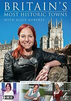 Britains Most Historic Towns with Alice Roberts (Channel 4) [DVD][Region 2]