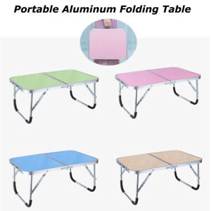Portable Aluminum Folding Table Indoor&Outdoor Desk,Picnic Table Party BBQ