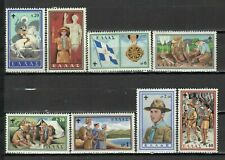 s31905) GREECE 1960 MNH** Scouting 8v