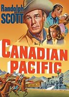 Canadian Pacific (1949) DVD