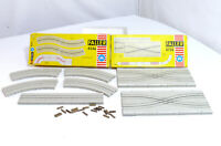 FALLER ams 4728 +4746 Track Change Train Tracks Connector Boxed