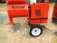 Crown 6S Mortar Mixer-New