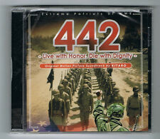 442 - LIVE WITH HONOR, DIE WITH DIGNITY - KITARO - 17 TRACKS - 2010 - NEUF NEW
