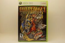 Guilty Gear 2 Overture (Microsoft Xbox 360, 2008)