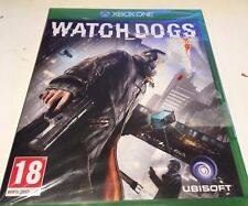 WATCHDOGS- XBOX ONE- JEU ÉDITION FRANCE- NEUF SOUS BLISTER
