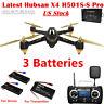 Hubsan X4 H501SS Pro Drone FPV Brushless RC Quadcopter 1080P HD RTH GPS RTF
