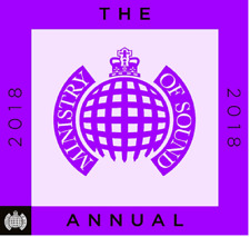 THE ANNUAL 2018 (Ministry of Sound) 3 CD SET (New & Sealed)