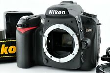 [Mint SC:2955] Nikon D90 12.3MP DSLR body w/Battery Carger Strap from Japan #136