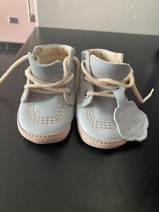 Baby Boy Girl Unisex Kickers Size 17