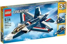 Lego 31039 - Creator 3 in 1 Blue Power Jet (Retired!)  New in Sealed Box