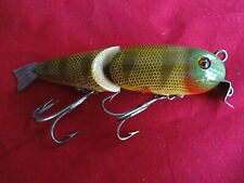 RARE EARLY VINTAGE UNNAMED D.A.M. WIGGLE FISH DAM FISHING LURE