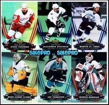 UD McDONALD 2006 NHL HOCKEY ( 1-50 ) COMPLETE SET ALL SUPERSTARS OVECHKIN ++