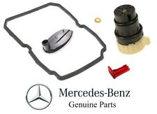 Genuine For Mercedes Benz 722.6 5 Speed Trans Oil Filter Kit w/ Connector
