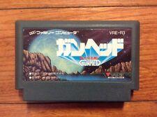 Famicom FC GUNHED  BLAZING LAZERS VARIE Japan Import NES game US Seller