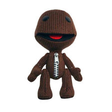 Little Big Planet 2 Sackboy LBP Plush Doll Figure Stuffed Toy 7 inch Xmas Gift