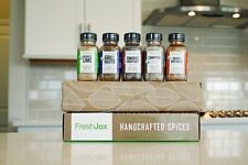Smoked Spices Gift Set Box Perfect For Summer Barbecues - FREE SHIPPING