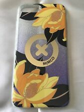 Mimco Hard Case For IPhone 6p/7p/8p In Floating Lotus Print
