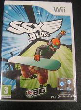 SSX BLUR  NINTENDO Wii  SIGILLATO