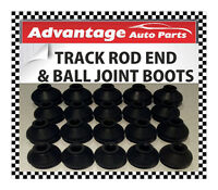 Track Rod End Boots and Ball Joint Premium Rubber Boots - MULTIPACK of 20 Boots