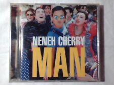 NENEH CHERRY Man cd ITALY YOUSSOU N'DOUR MARVIN GAYE
