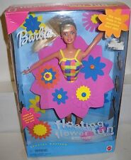 #5913 NRFB Mattel AMES Stores Floating Flower Fun Barbie Doll Special Edition