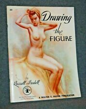 DRAWING THE FIGURE #20 by Russell Iredell - circa 1962 - Vintage Erotica