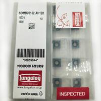 20pcs SDMB26152 AH120 milling balde carbide inserts CNC cutting tools
