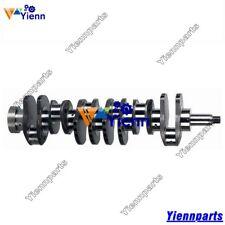 H07C H07CT Crankshaft For Hino Engine Hitachi EX220-5 EX270-5 EX230-5 Excavator