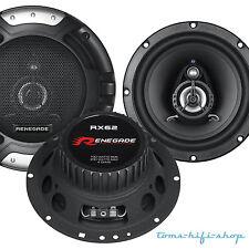 Renegade RX-62 200 Watt 16,5cm Koax Lautsprecher Set PKW Auto Boxen 165mm