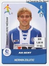 N°115 ZOLOTIC # BOSNIA KAA.GENT STICKER PANINI PRO LEAGUE 2015