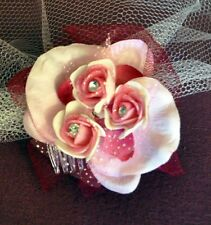 Birdcage wedding veils
