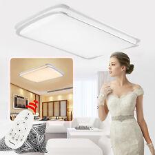 48W 96W Dimmbar LED Wandlampe Deckenlampe Deckenleuchte Designleuchte Leuchte