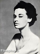 1954 Vintage GLORIA VANDERBILT Fashion Designer Photo Art 16x20 ~ RICHARD AVEDON