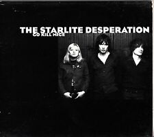 STARLITE DESPERATION Go Kill Mice CD 9 Track Digipak Album GARAGE PSYCH 2000