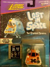 Vintage Lost In Space Johnny Lightning Space Pod MOC! 1998, TV Show Toy