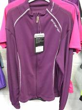 altura ladies purple synergy long sleeve jersey