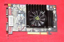 XFX ATI Radeon HD 4650, 1 GB DDR2. AGP Graphics Card.