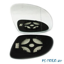 Spiegelglas für SEAT ALHAMBRA / VW SHARAN 2010+ rechts asphärisch beheizbar