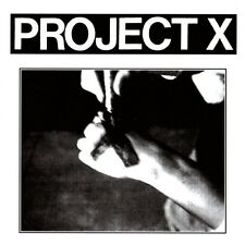 PROJECT X - STRAIGHT EDGE REVENGE CD (1987) YOUTH OF TODAY / NEW YORK HARDCORE