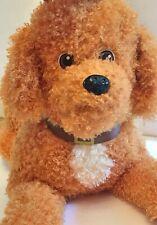 Fancy Nancy Plush Frenchy Poodle Dog Stuffed Animal Toy Soft