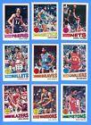 1977-78 Topps Basketball Cards 37