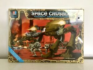 Space Crusade Mission Dreadnought Factory Sealed, Warhammer Heroquest MISB, BNIB