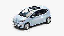 Original VW Up 1S 2 Türer Modellauto 1:43 Light Blue 1S3099300  OHN Volkswagen